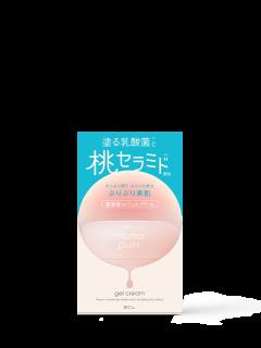 Kem Dưỡng Da Hương Đào Momopuri Gel Cream 80G
